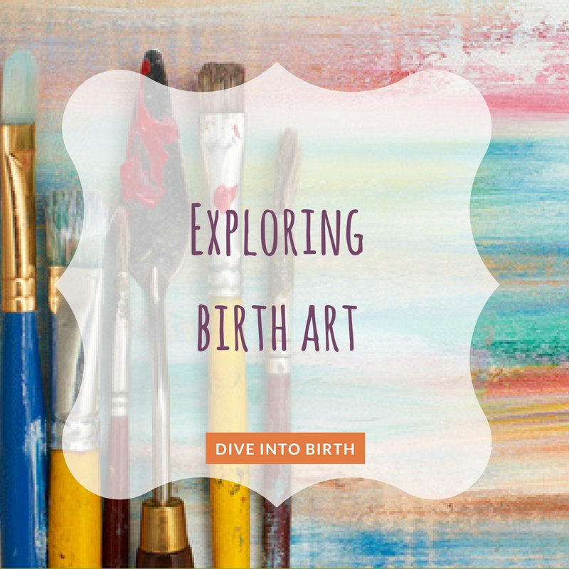 birth art in birthing from within prenatal classes